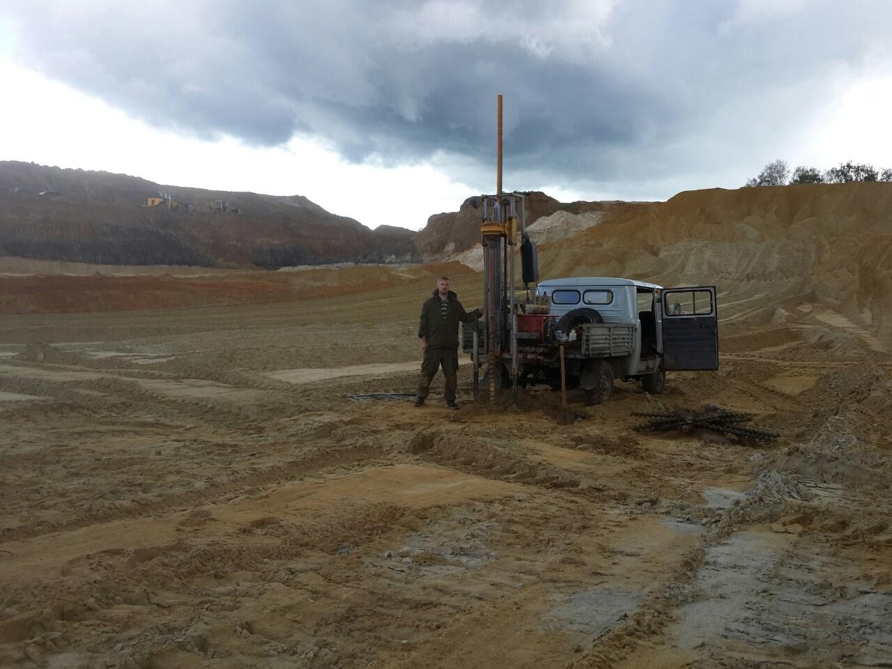 Инженерно-геологические изыскания для строительства в Нижнем Новгороде